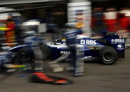 Nico Rosberg z teamu Williams Toyota /AFP