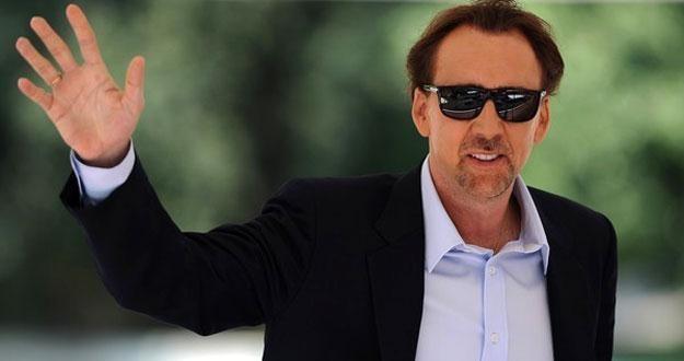 Nicolas Cage odbył podróż w czasie /AFP