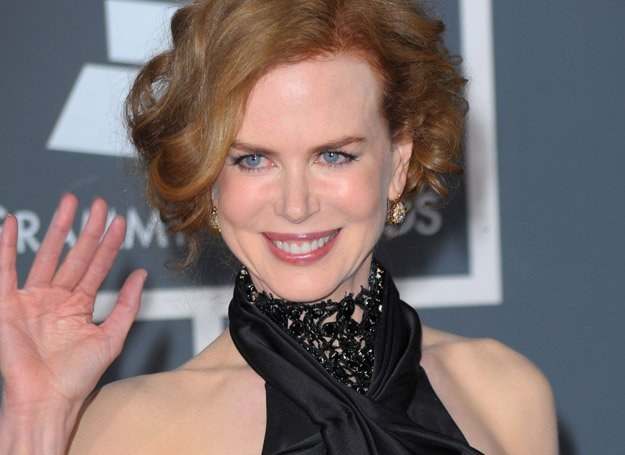 Nicole Kidman boi się motyli /Getty Images/Flash Press Media