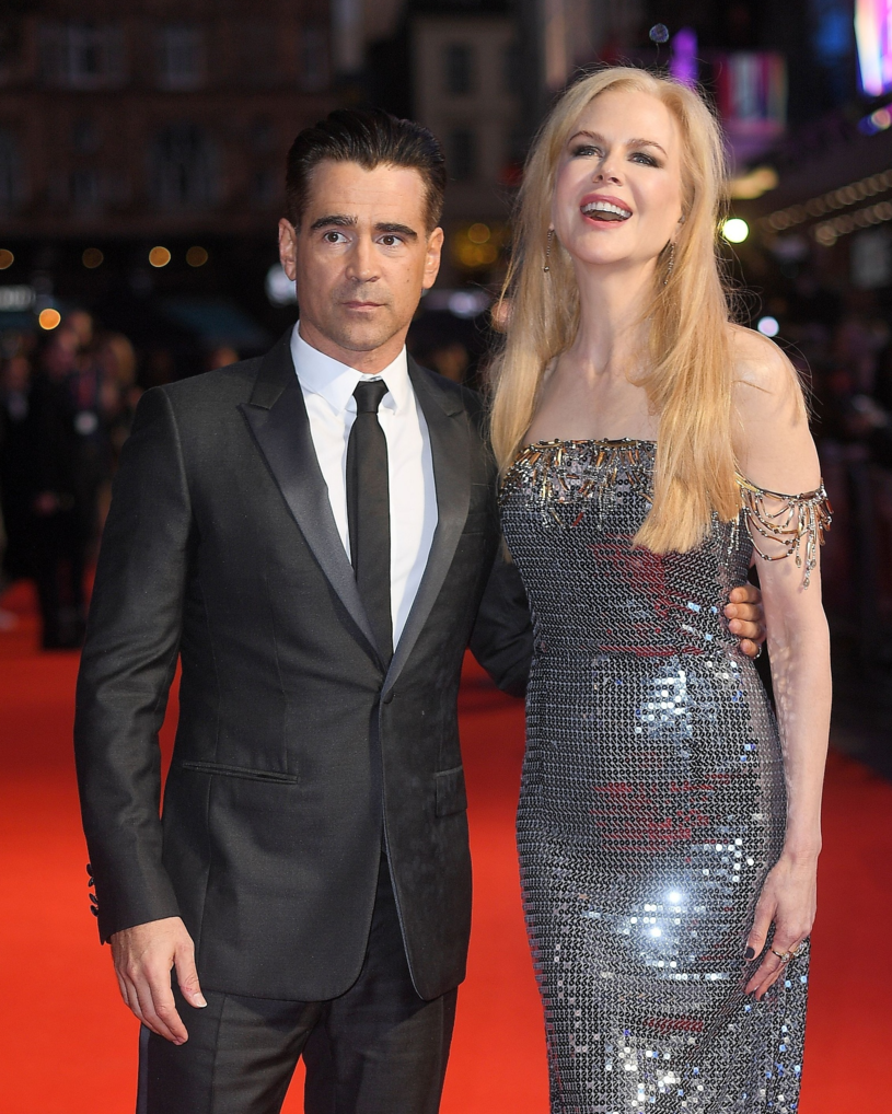 Nicole Kidman i Colin Farrell /East News
