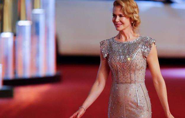 Nicole Kidman jest bardzo szczupła, ale twierdzi, że nie jest na żadnej diecie /AFP