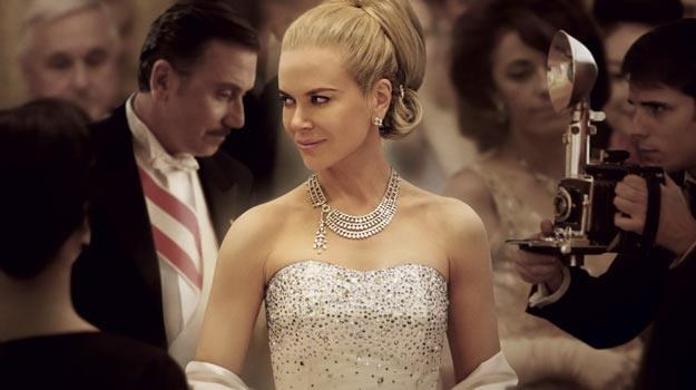 "Nicole Kidman na plakacie filmu ""Grace księżna Monako"" /materiały dystrybutora"