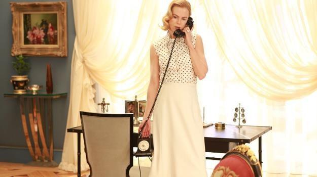"""Nicole Kidman w scenie z filmu """"Grace księżna Monako"""" /materiały dystrybutora"""