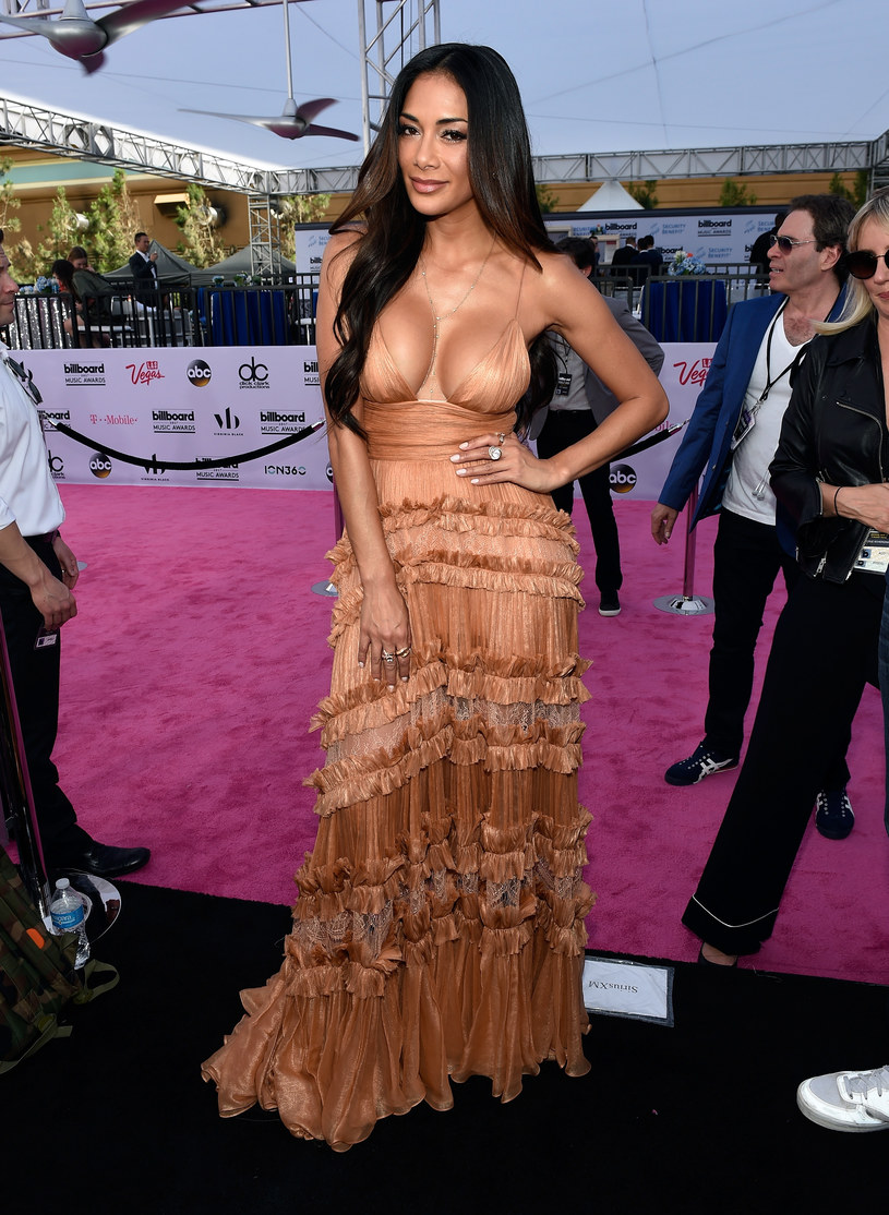 Nicole Scherzinger /David Becker /Getty Images