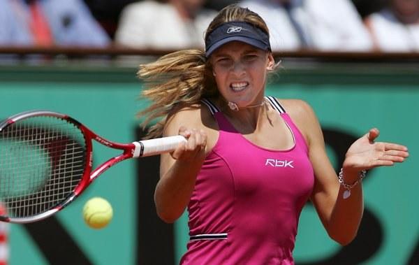 Nicole Vaidisova była rewelacją tegorocznego Rolanda Garrosa /AFP