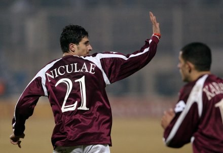 Niculae zdobył dwa gole /AFP