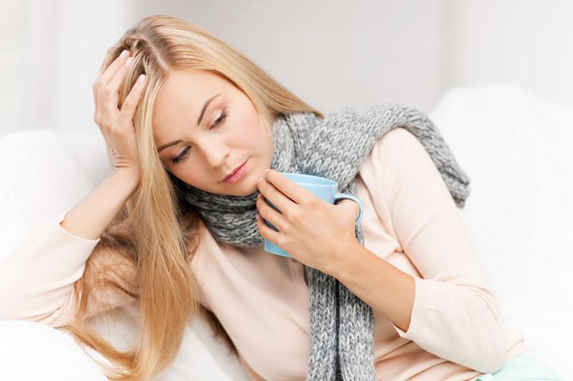 Nie bagatelizuj pierwszych symptomów. Zacznij działać od razu /123RF/PICSEL