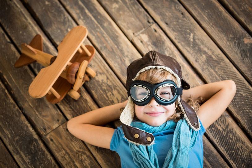 Nie bój się marzyć i zachęcaj do marzeń swoje dziecko /©123RF/PICSEL