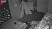 Nie chciała obudzić dziecka. Co zrobiła?