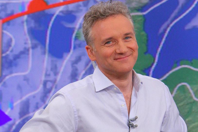 Nie jestem tylko panem od pogody - mówi Jarosław Kret /Jarosław Wojtalewicz /East News