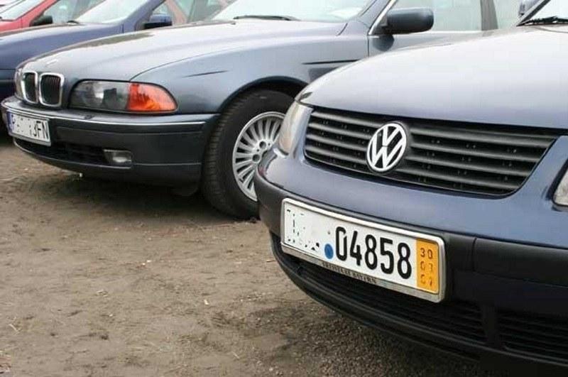 "Nie kupuj auta ""na Niemca"" /INTERIA.PL"