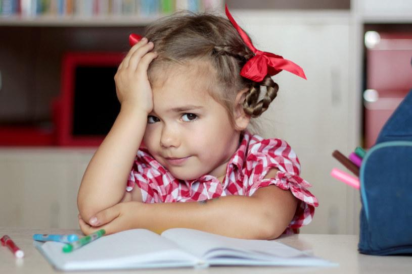Nie ma nic gorszego, niż wątpienie w możliwości własnego dziecka /123RF/PICSEL