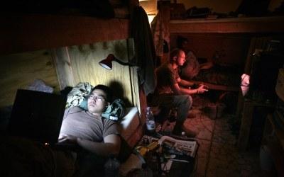 Nie ma to jak partyjka w Modern Warfare przed snem /AFP