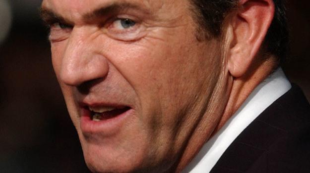 """Nie ma zamiaru nikogo przepraszać. """"Prędzej piekło zamarznie"""" mówi Mel Gibson - fot. /Getty Images/Flash Press Media"""
