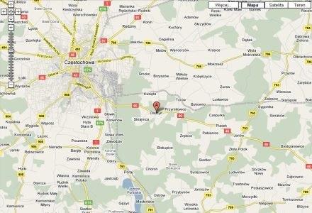 Nie o ten Olsztyn tu chodzi (zdjęcie z Google Maps) /Internet