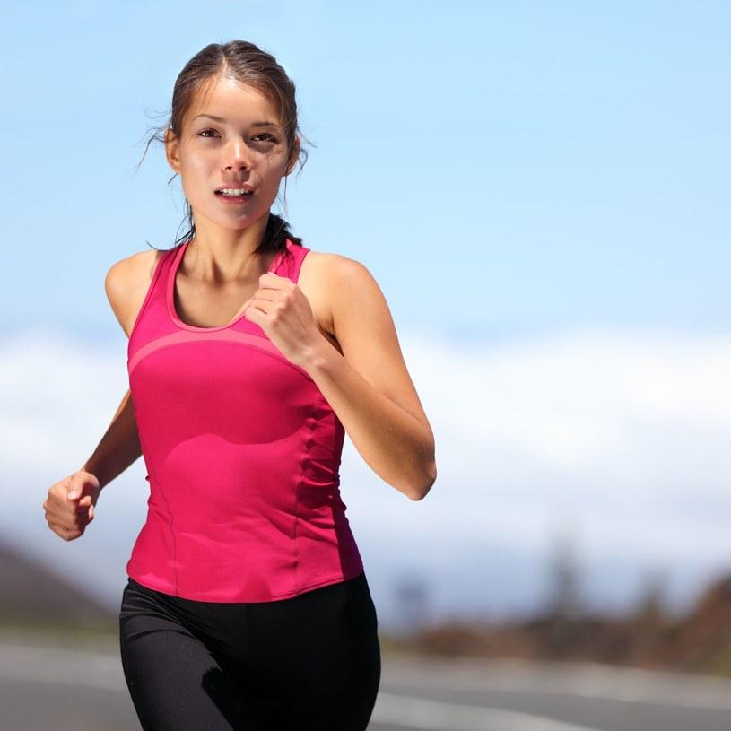 Nie potrzebujesz specjalistycznego sprzętu. Możesz biegać /©123RF/PICSEL