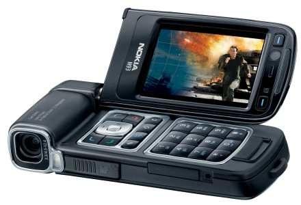 """Nie przez przypadek promocja N93 była połączona z filmem """"Mission: Impossible III"""". /Informacja prasowa"""