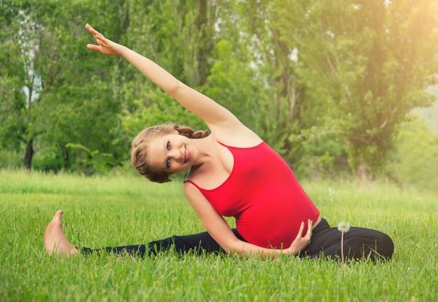 Nie rezygnuj z aktywności w ciąży /123/RF PICSEL