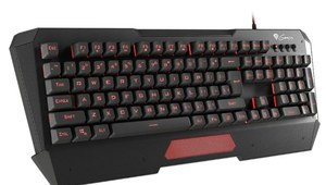 Nie stać cię na klawiaturę mechaniczną? Genesis RX69 przychodzi z pomocą