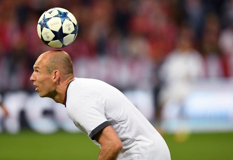 Nie tylko Arjen Robben narzekał na to, że treningi Carla Ancelottiego są za mało intensywne /AFP