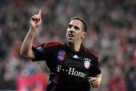 Nie tylko Juventus chce sprowadzić Francka Ribery'ego. /AFP