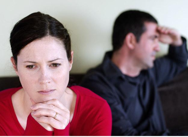 Nie umiem rozmawiać ze swoim mężem... /©123RF/PICSEL