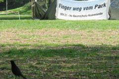 Nie ustają protesty mieszkańców Stuttgartu ws. nowego dworca