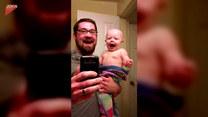 Nie uwierzysz, czego ojciec uczy swojego synka