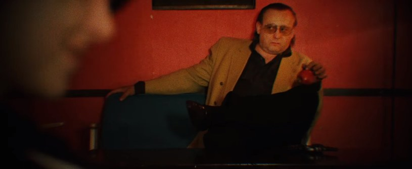 Nie, w materiale filmowym wykorzystanym do promocji gry Serial Cleaner, nie zagrał Olaf Lubaszenko ;) /materiały źródłowe