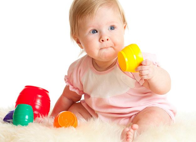 Nie ważne czy droga zabawka, byle rozwijała i nie składała się z substancji trujących (chiński plastik) /©123RF/PICSEL