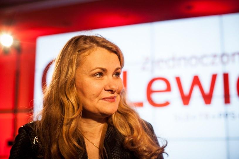 Nie wiadomo, czy Katarzyna Piekarska ostatecznie zostanie kandydatką SLD /Aleksandra Szmigiel-Wiśniewska /Reporter