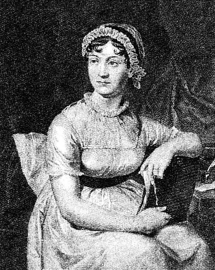 Nie wiadomo, jak naprawdę wyglądała Jane Austen. Po jej śmierci rodzina spaliła wszystkie rzeczy osobiste /DPA/PAP /PAP