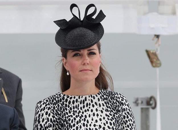 Nie wiadomo, kiedy Kate naprawdę urodzi /Getty Images