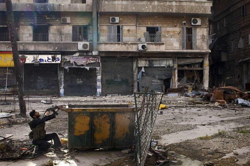 Nie widać końca konfliktu w Syrii /AFP