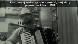 Nie wierzę piosence - akordeon (tekst)