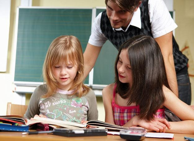 Nie wszystkie dzieci dobrze się czują w swojej szkole /© Panthermedia