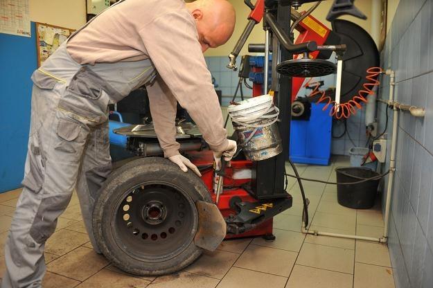 Nie wszystkie uszkodzenia nadają się do naprawy / Fot: Lech Gawuc /Reporter