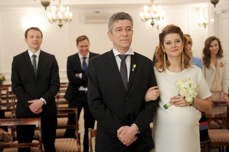 Nie zapomną dnia swego ślubu do końca życia! /Agencja W. Impact