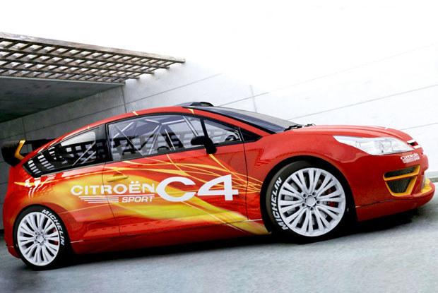 Nie zobaczymy także C4 WRC / kliknij /INTERIA.PL