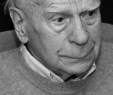 Nie żyje Janusz Kłosiński. Miał 96 lat
