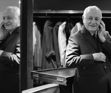 Nie żyje Pierre Berge, biznesmen i były partner Yves Saint Laureanta