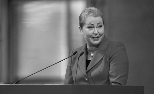 Nie żyje przewodnicząca Norweskiego Komitetu Noblowskiego