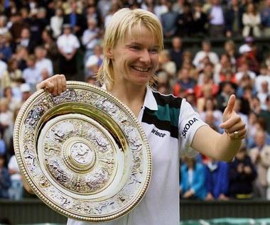 Nie żyje słynna czeska tenisistka Jana Novotna. Miała 49 lat