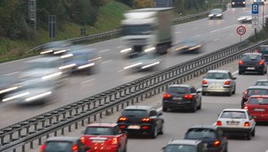 Niebezpieczna sobota na polskich drogach. Karambol na A4