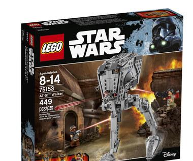 Niech moc LEGO Star Wars Łotr 1 będzie z wami!