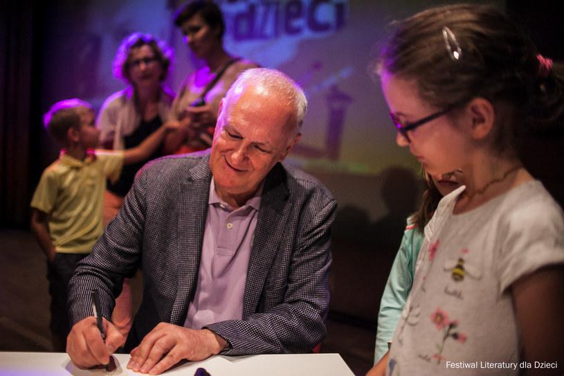 Nieco młodszych czytelników Festiwal Literatury dla Dzieci zaprosi na spotkanie z Jackiem Cyganem /©123RF/PICSEL