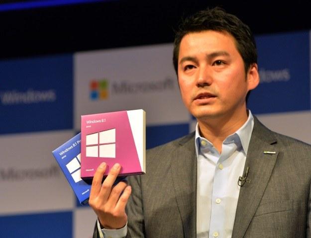 Niedawno pojawił się Windows 8.1 - warto przesiąść się na niego? /AFP