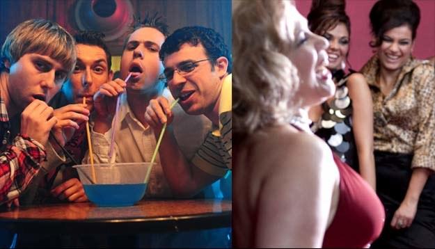 """Niedojrzali mężczyźni (""""Seksualni, niebezpieczni"""") kontra dojrzałe kobiety (""""Przerwane pocałunki"""") /materiały dystrybutora"""