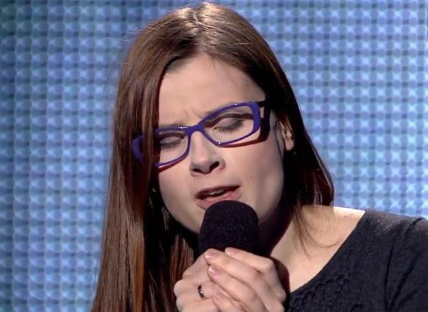 Niedowidząca Dorota Osińska poruszyła jurorów /