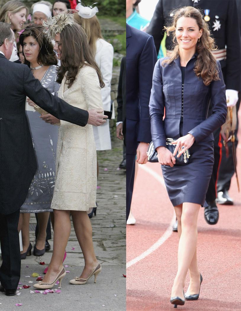 Niegdyś (2006) gołe nogi, teraz - tylko eleganckie rajstopy  /Getty Images/Flash Press Media